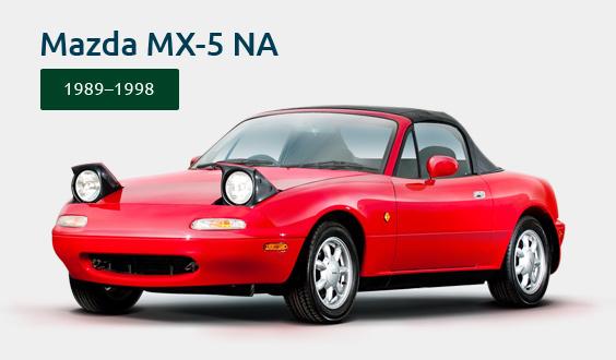 Mx Na on 1989 Mazda Mx 6 Turbo