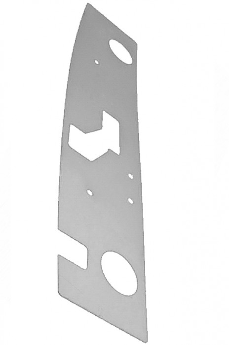 MAZDA MX 5 NA Chromabdeckung Chrom Motorraumabdeckung Abdeckung Schild Schloßträger