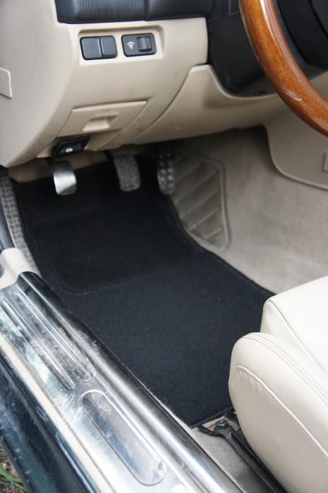 MAZDA MX-5 NA NB Fußmattensatz Teppiche schwarz