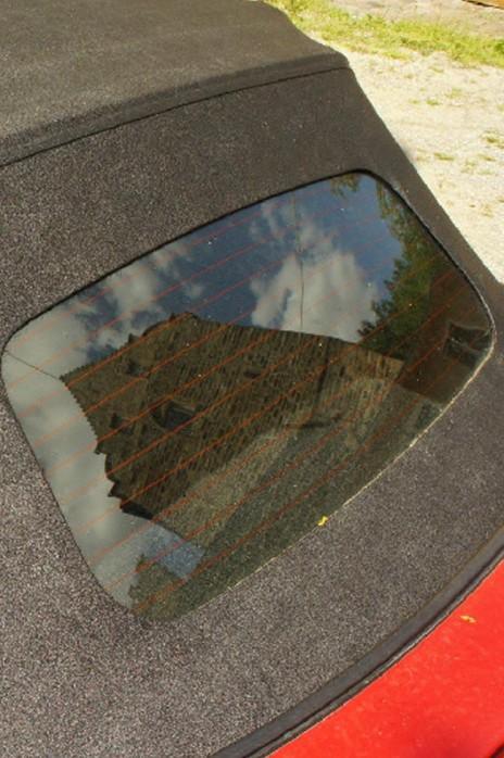 NA NB Vinyl Verdeck schwarz NC Style inkl. beheizbarer Heckscheibe Markenverdeck