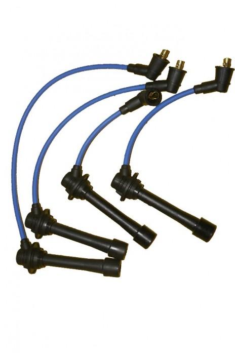 Zündkabel Silikon- Zündkabelsatz blau NA NB  8mm  Bj. 89-05