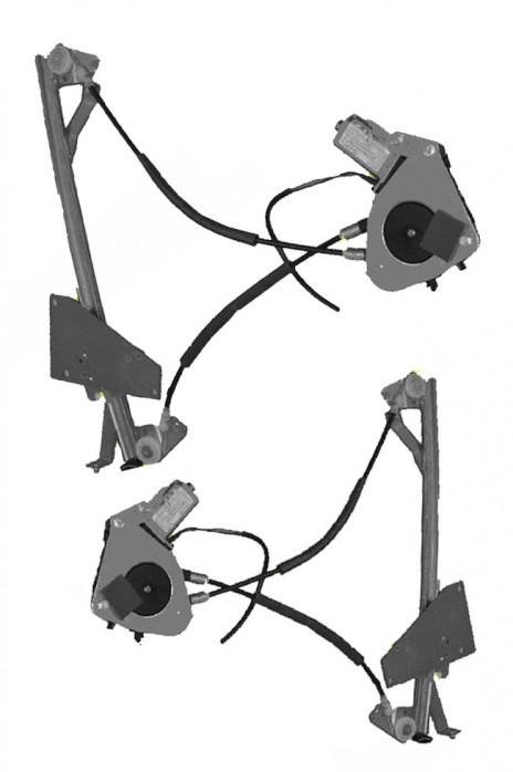 NA Elektrische Fensterheber elektrisch links & rechts Fahrer- & Beifahrerseite 1 Satz (1989-1998)