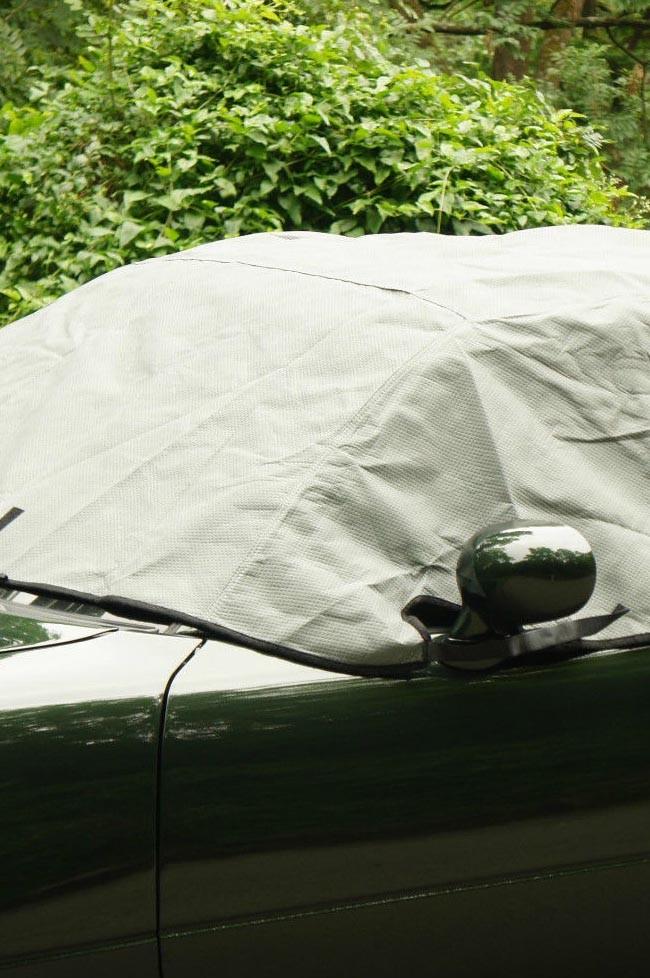 Neu Halbgarage für das Mazda MX-5 ND Modell