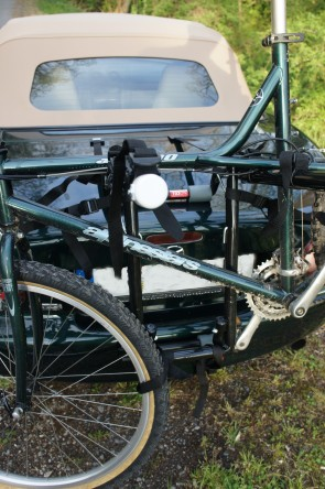 MAZDA MX-5 NA NB Fahrradträger Fahrradheckträger Heckträger