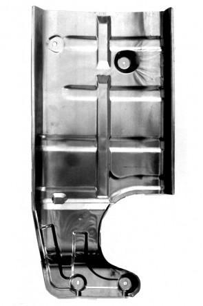 MAZDA MX-5 Auspuffblech Blech Hitzeblech Hitzeschutz Hitzeschutzblech Endtopf NB (1998-2005)
