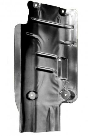 MAZDA MX-5 NA Auspuffblech Hitzeschutzblech Blech Hitzeschutz Endtopf Hitzeblech 1990-1998