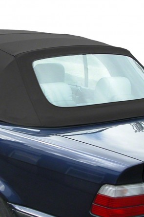 BMW E36 3er Stoff-Verdeck  schwarz