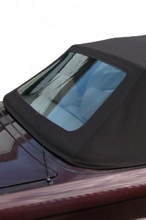 BMW 3er E30 Stoff-Verdeck  schwarz NEU