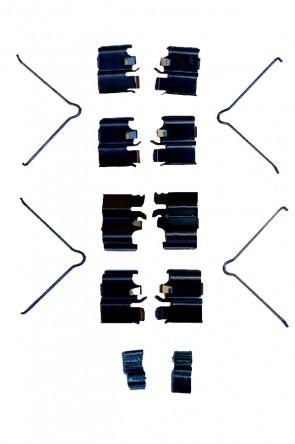 MAZDA MX-5 NA Bremsklammern & Federn Set Kit Bremse Vorne Bremssattel VA 235 mm Vorderachse
