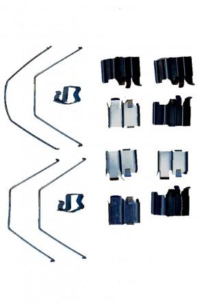 MAZDA MX-5 NA NB  Bremsklammern & Federn Set Kit Bremse Vorne Bremssattel VA 255 mm Vorderachse