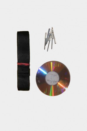 MAZDA MX-5 NA Verdeck Einbauanleitung & Verdeckspanngurte Gurte Upgrade inkl. Nieten 1 Satz