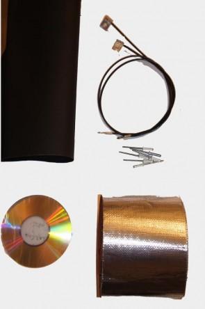 MAZDA MX-5 NB Verdeck Einbauanleitung & Verdeckspannseile Spannseile Reparaturflicken Reparaturband  1 Satz
