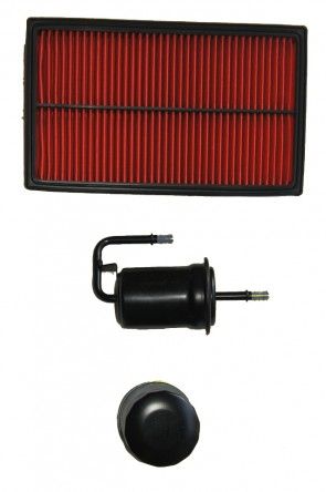 MAZDA MX-5 NA  Kit Set Inspektionspaket Servicepaket Servicekit Inspektionskit Inspektion Wartungskit FILTERSET KLEIN