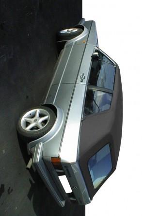 VW Volkswagen Golf 1  Stoff-Verdeck Stoffverdeck schwarz