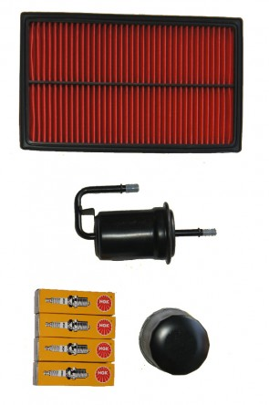 MAZDA MX-5 NB  Kit Set Inspektionspaket Servicepaket Servicekit Inspektionskit Inspektion Wartungskit KLEIN