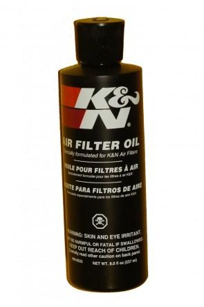 K&N Luftfilter Öl Reinigungsöl Filteröl Performance Sportluftfilter 237ml  (EUR 4,22 / 100 ml)