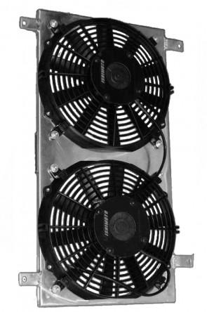 MAZDA MX-5 Lüfter Kühlerlüfter NA PERFORMANCE MISHIMOTO Hochleistungslüfter