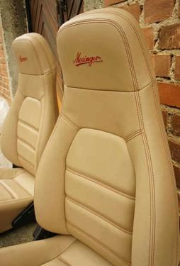 MAZDA MX-5 NA NB Ledersitze Leder Pilotensitze Sitzgarnitur beige sandfarben