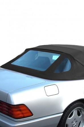 Mercedes Benz R129 SL Stoff-Verdeck Stoffverdeck schwarz