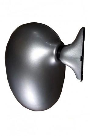 MAZDA MX-5 NA Aussenspiegel  Beifahrerseite Rechts silber metallic 3L manuell silverstone metallic