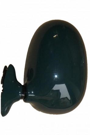 MAZDA MX-5 NA Manueller Aussenspiegel für die Beifahrerseite grün HU manuell