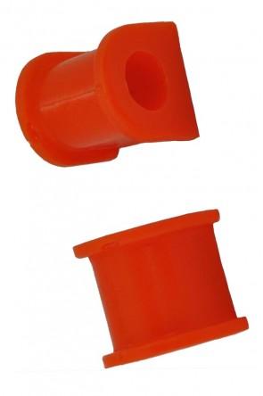 MAZDA MX-5 NA Lagerbuchsen Buchsenlager Stabilisator Stabibuchsensatz Stabilager HA Hintarachse PUR Polyurethane (1989-1998)