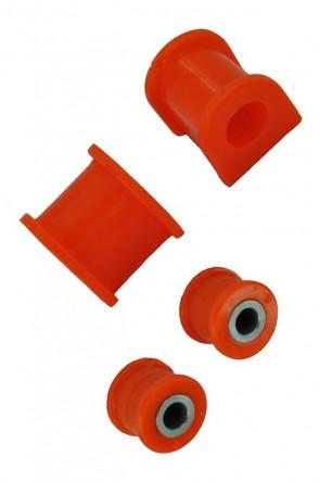 MAZDA MX-5 NA Kompletter Stabilisator Buchsen- & Lagersatz Hinterachse HA PUR Polyurethane (1989-1998)