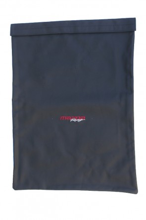 Mazda MX-5 NA Persenningtasche Leder Ledertasche Tasche Aufbewahrung schwarz