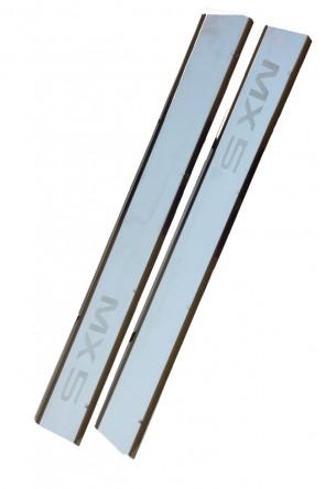 MAZDA MX-5 NA  Chrom-Einstiegsleisten Trittleisten 1 Satz