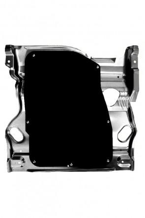 MAZDA MX-5 NA NB Unterfahrschutz Hitzeschutz Staubschutz Schirm Getriebe